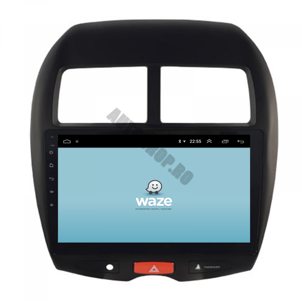 Navigatie Dedicata Mitsubishi ASX Android | AutoDrop.ro [13]