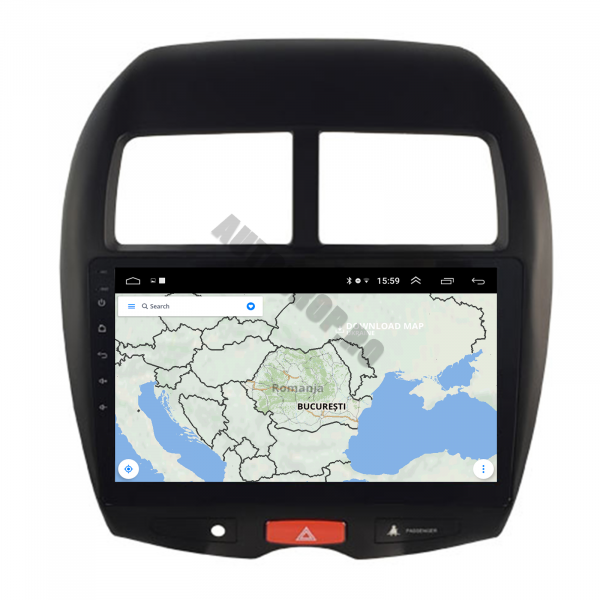 Navigatie Dedicata Mitsubishi ASX Android | AutoDrop.ro [7]