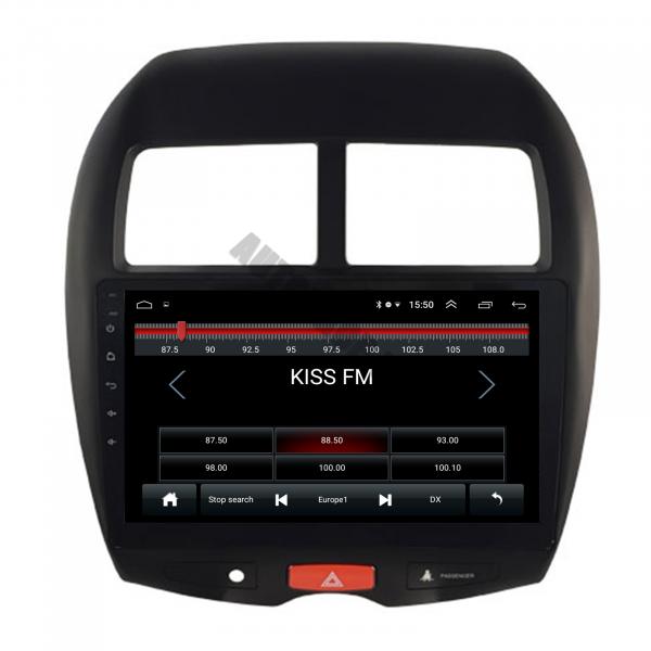 Navigatie Dedicata Mitsubishi ASX Android | AutoDrop.ro [11]