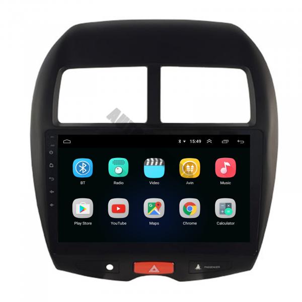 Navigatie Dedicata Mitsubishi ASX Android | AutoDrop.ro [2]