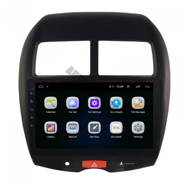 Navigatie Dedicata Mitsubishi ASX Android | AutoDrop.ro [1]