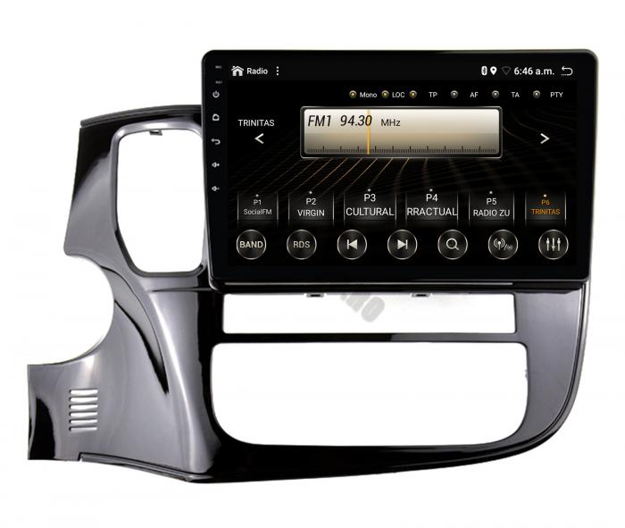 Navigatie Android 10 Outlander 3 PX6   AutoDrop.ro [2]