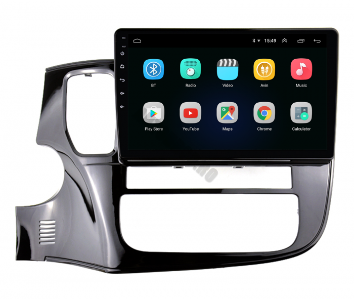 Navigatie Android Mitsubishi Outlander 3 MTK   AutoDrop.ro [4]