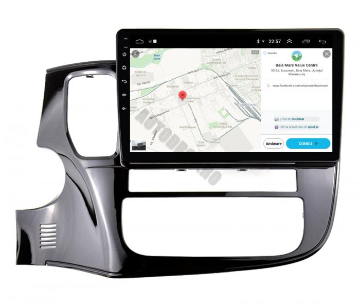Navigatie Android Mitsubishi Outlander 3 2GB | AutoDrop.ro [14]