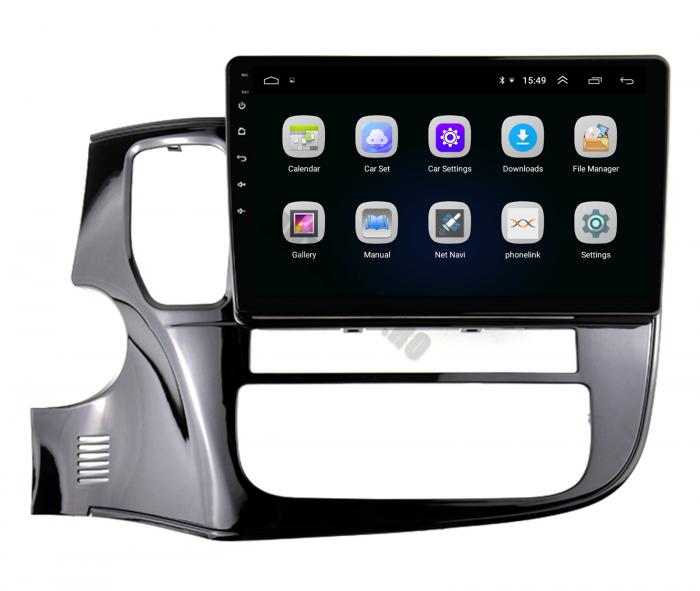 Navigatie Android Mitsubishi Outlander 3 2GB | AutoDrop.ro [5]