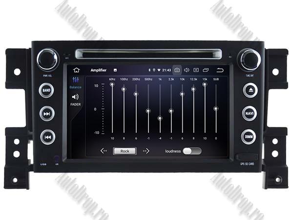 Navigatie Dedicata Suzuki Grand Vitara | 4+64gb 5