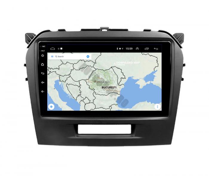 Navigatie Android Suzuki Vitara 2GB | AutoDrop.ro [13]
