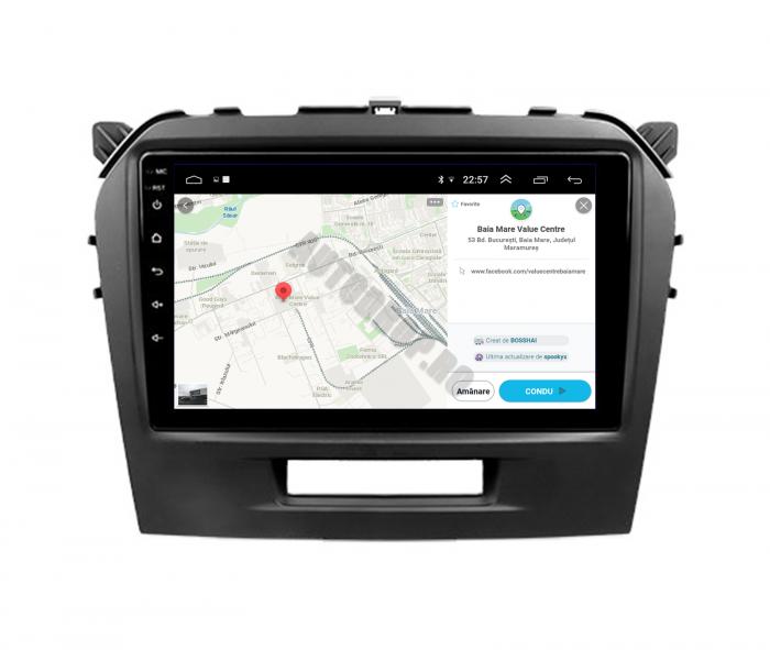 Navigatie Android Suzuki Vitara 2GB | AutoDrop.ro [11]