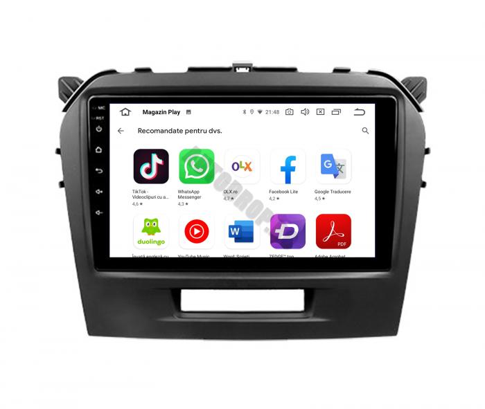Navigatie Android Suzuki Vitara | AutoDrop.ro [7]