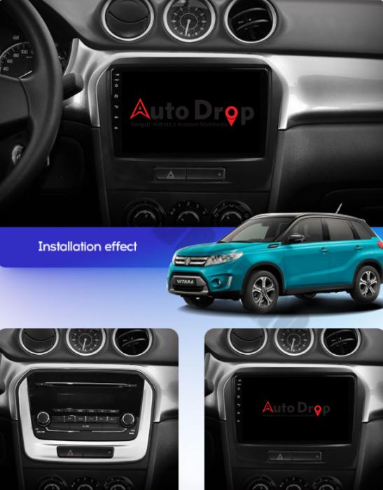 Navigatie Android Suzuki Vitara 2GB | AutoDrop.ro [16]