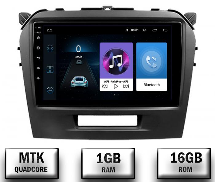 Navigatie Android Suzuki Vitara | AutoDrop.ro [0]