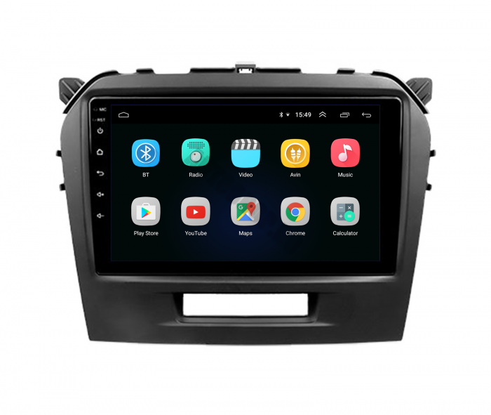 Navigatie Android Suzuki Vitara | AutoDrop.ro [2]