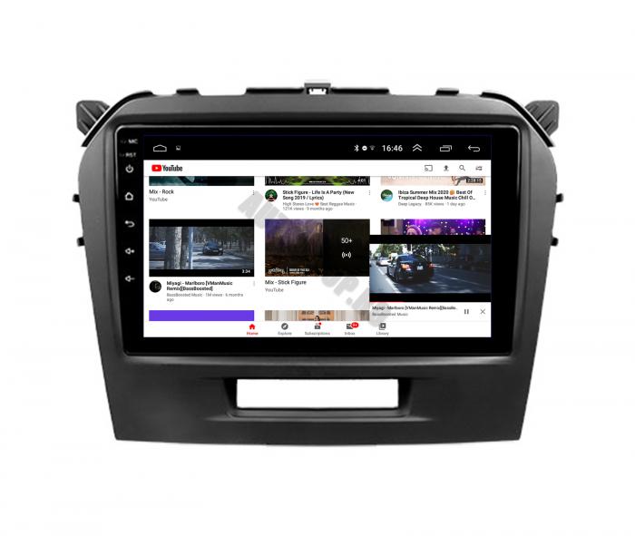 Navigatie Android Suzuki Vitara 2GB | AutoDrop.ro [8]