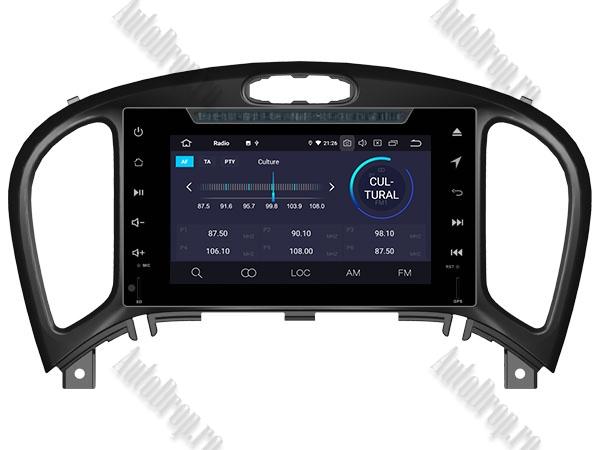 Navigatie Dedicata Nissan Juke 2011-2017 | AutoDrop.ro 3