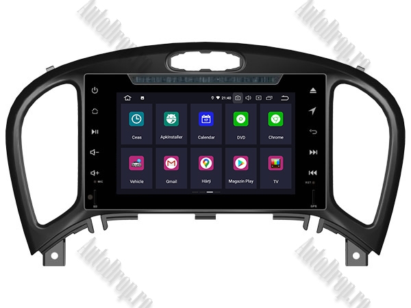 Navigatie Dedicata Nissan Juke 2011-2017 | AutoDrop.ro 2