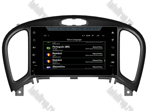 Navigatie Dedicata Nissan Juke 2011-2017 | AutoDrop.ro 8