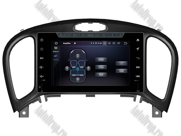 Navigatie Dedicata Nissan Juke 2011-2017 | AutoDrop.ro 7