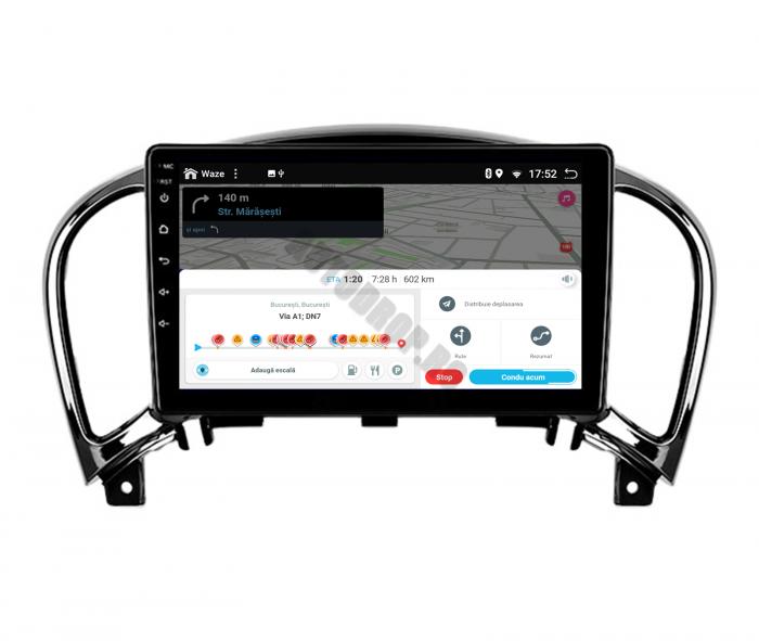 Navigatie Android 10 Nissan Juke | AutoDrop.ro [12]