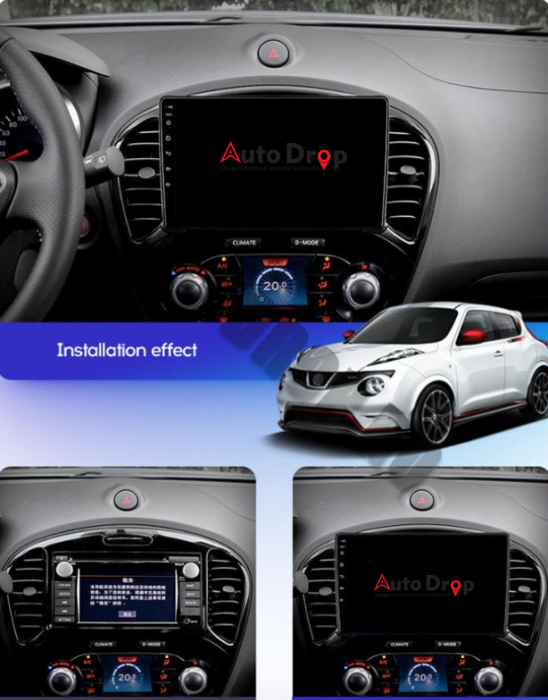 Navigatie Android 10 Nissan Juke | AutoDrop.ro [19]