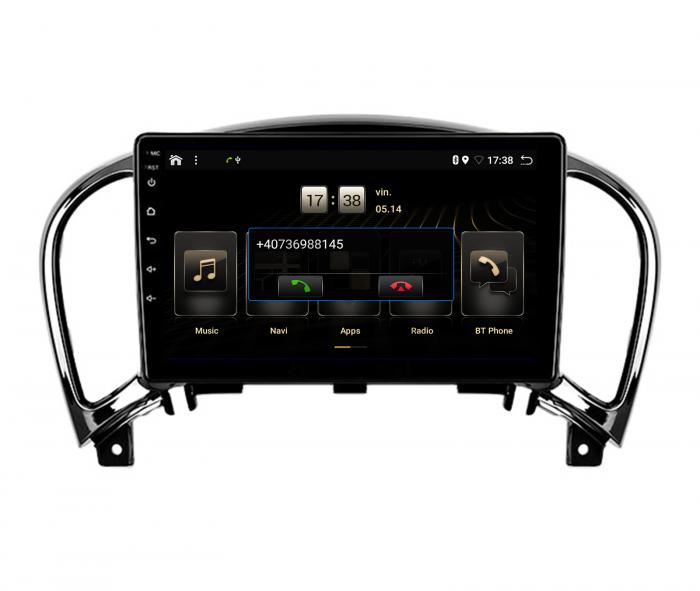 Navigatie Android 10 Nissan Juke | AutoDrop.ro [5]
