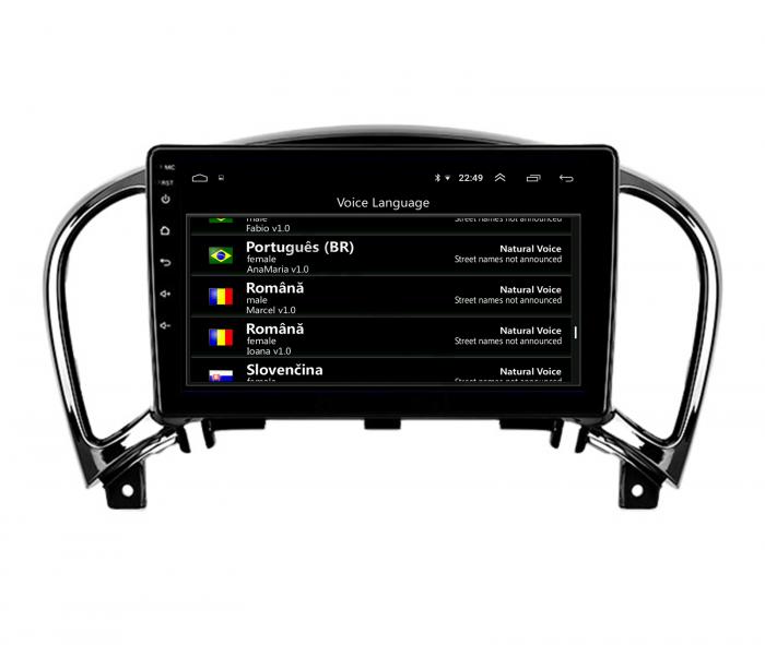 Navigatie Android 10 Nissan Juke | AutoDrop.ro [6]