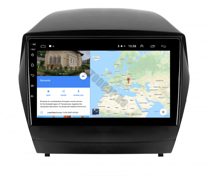 Navigatie Android Hyundai IX35 2+32GB   AutoDrop.ro [10]