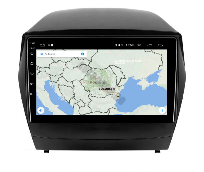 Navigatie Android Hyundai IX35 1+16GB | AutoDrop.ro [11]