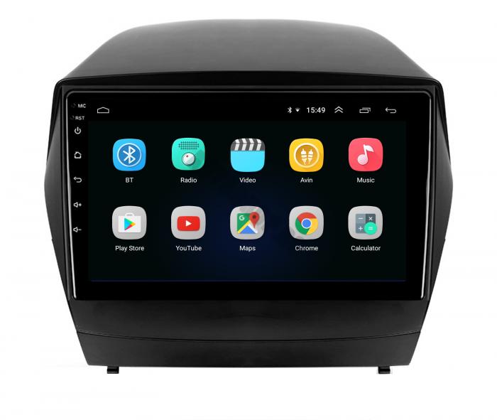 Navigatie Android Hyundai IX35 1+16GB | AutoDrop.ro [2]