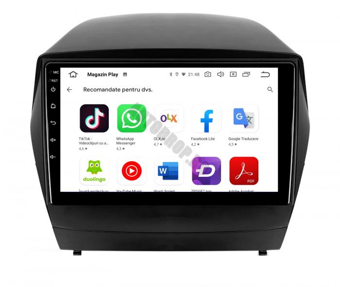 Navigatie Android Hyundai IX35 2+32GB   AutoDrop.ro [13]
