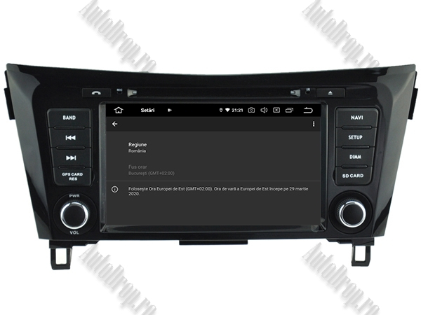 Navigatie Dedicata Nissan Qashqai 2014+ PX5 | AutoDrop.ro 7