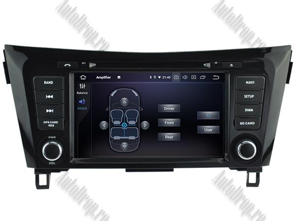 Navigatie Dedicata Nissan Qashqai 2014+ PX5 | AutoDrop.ro 8