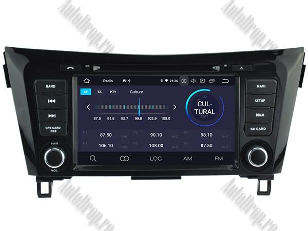 Navigatie Dedicata Nissan Qashqai 2014+ PX5 | AutoDrop.ro 3