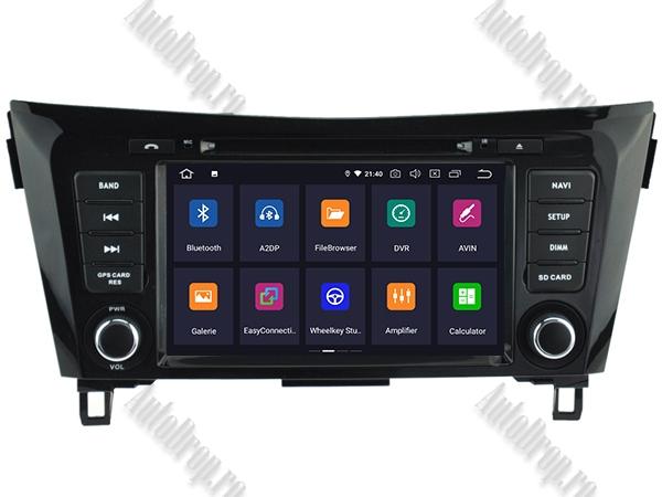 Navigatie Dedicata Nissan Qashqai 2014+ PX5 | AutoDrop.ro 1
