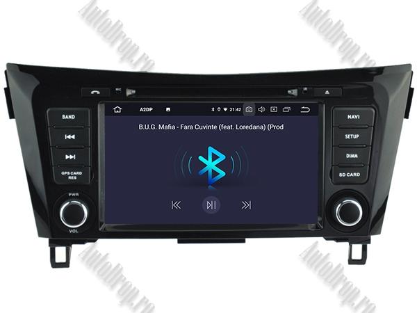 Navigatie Dedicata Nissan Qashqai 2014+ PX5 | AutoDrop.ro 5