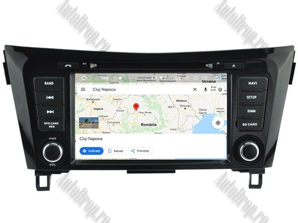 Navigatie Dedicata Nissan Qashqai 2014+ PX5 | AutoDrop.ro 15