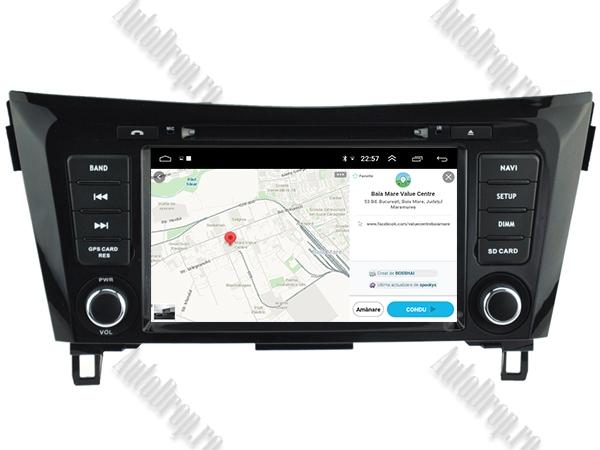 Navigatie Dedicata Nissan Qashqai 2014+ PX5 | AutoDrop.ro 14