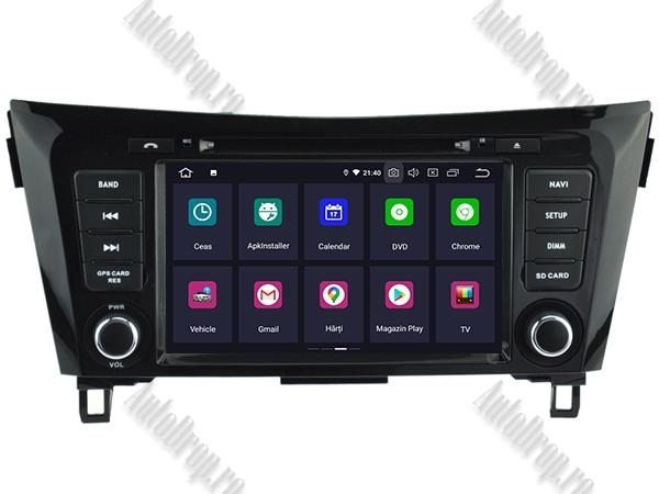 Navigatie Dedicata Nissan Qashqai 2014+ PX5 | AutoDrop.ro 2