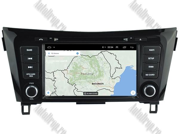 Navigatie Dedicata Nissan Qashqai 2014+ PX5 | AutoDrop.ro 13
