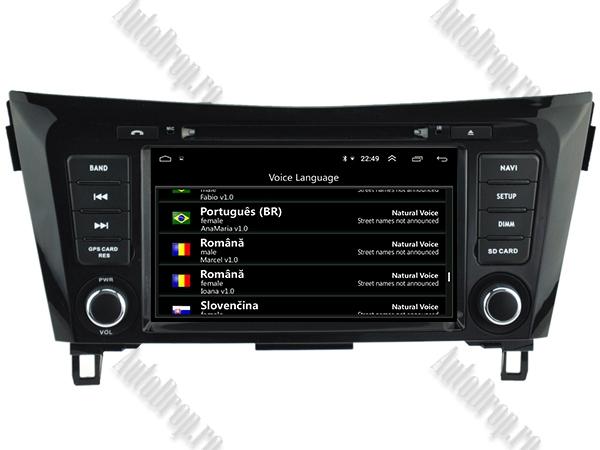 Navigatie Dedicata Nissan Qashqai 2014+ PX5 | AutoDrop.ro 9