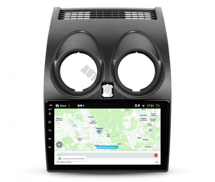 Navigatie Android Nissan Qashqai PX6 | AutoDrop.ro [13]