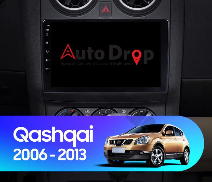 Navigatie Android Nissan Qashqai PX6 | AutoDrop.ro [21]