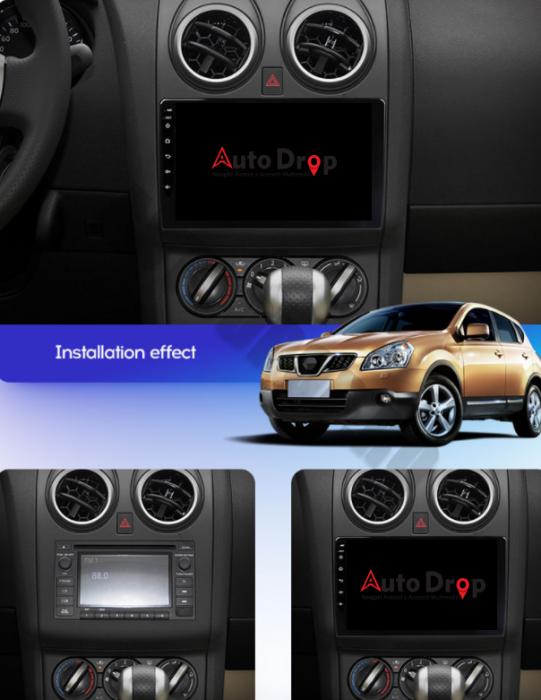 Navigatie Android Nissan Qashqai PX6 | AutoDrop.ro [20]
