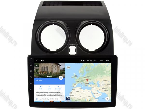 Navigatie Android Nissan QashQai 9 Inch | AutoDrop.ro [5]