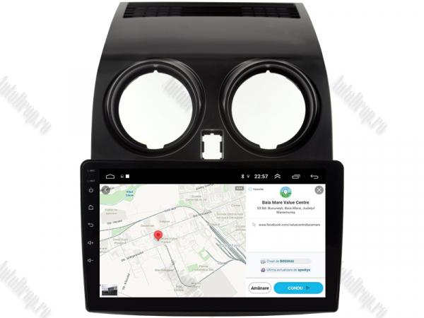 Navigatie Android Nissan QashQai 9 Inch | AutoDrop.ro [7]
