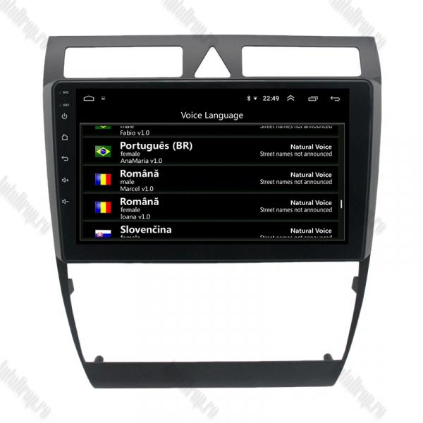 Navigatie Android 2+32GB Audi A6 C5 | AutoDrop.ro 6