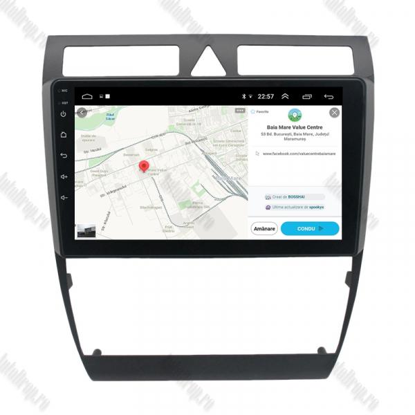 Navigatie Android Audi A6 C5 | AutoDrop.ro 10