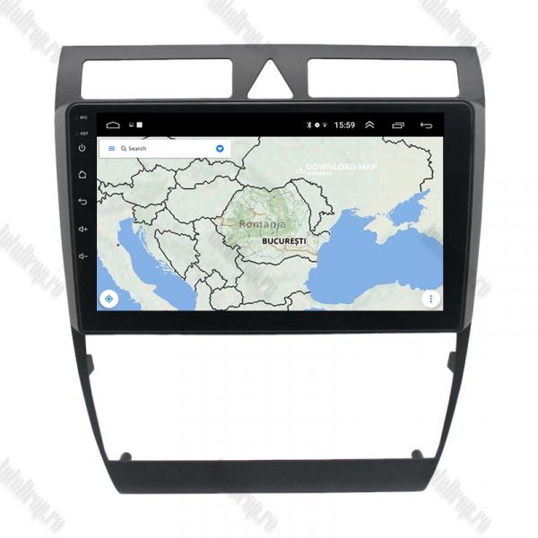 Navigatie Android 2+32GB Audi A6 C5 | AutoDrop.ro 10
