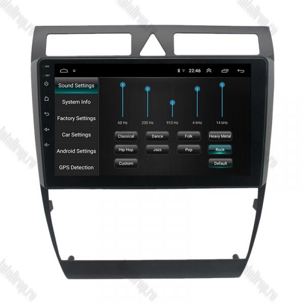 Navigatie Android Audi A6 C5 | AutoDrop.ro 6
