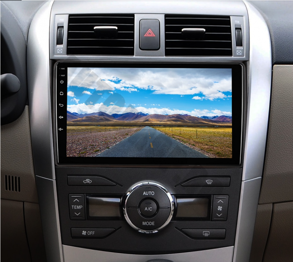 Navigatie Android Toyota Corolla 1+16GB | AutoDrop.ro 18