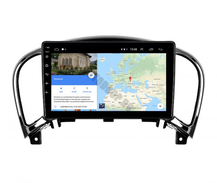 Navigatie Android Nissan Juke 2010-2015   AutoDrop.ro [13]